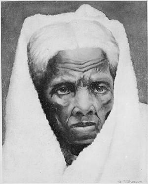 Harriet Tubman Picture Gallery: Harriet Tubman - from a Painting