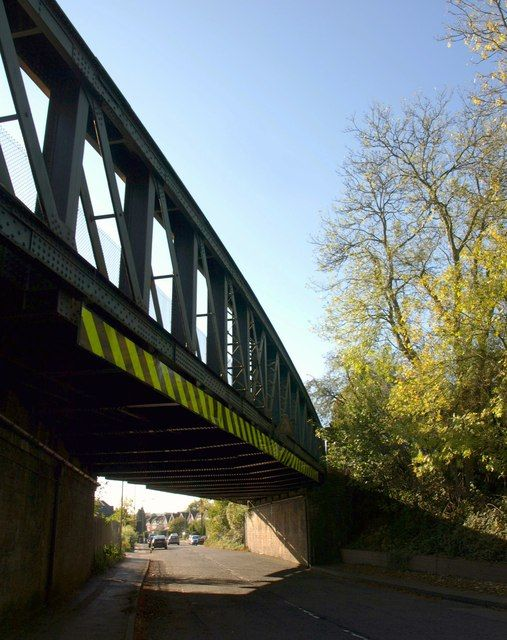 Railway bridge, South Merstham