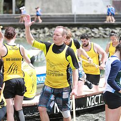"""Images from the Dragon Boat Fun Day at the Wellington Waterfront on the 21st of Feb, 2015.  Prints are available for sale: select the print or prints that you would like to purchase and click """"Add to cart.""""  Complimentary full res (unwatermarked!) digital download with every print purchase.  If you like the images from this event, please consider buying a print or two.  I make my living from photography and can only cover events like this with your generous support.  Many thanks!"""