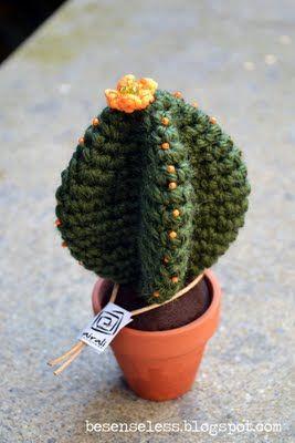 Amigurumi Cactus Redondo : 17 mejores imagenes sobre CROCHET en Pinterest Patron ...