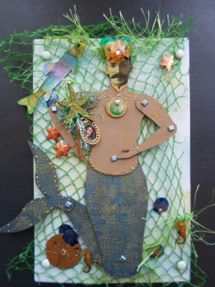 It's All Treasure: Mermaids and Mermen Royalty