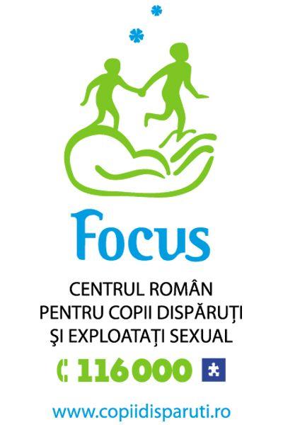 Centrul #Român pentru Copii Dispăruţi şi Exploataţi Sexual - #FOCUS a fost înfiinţat în ianuarie 2007 şi este constituit ca asociaţie nonguvernamentală, nonprofit, autonomă şi independentă.  Apelurile primite de catre Departamentul Operational FOCUS sunt gestionate la nivelul Departamentului Call Center, unde se asigura operarea permanenta a numarului unic de urgenta privind disparitiile de copii #116000.