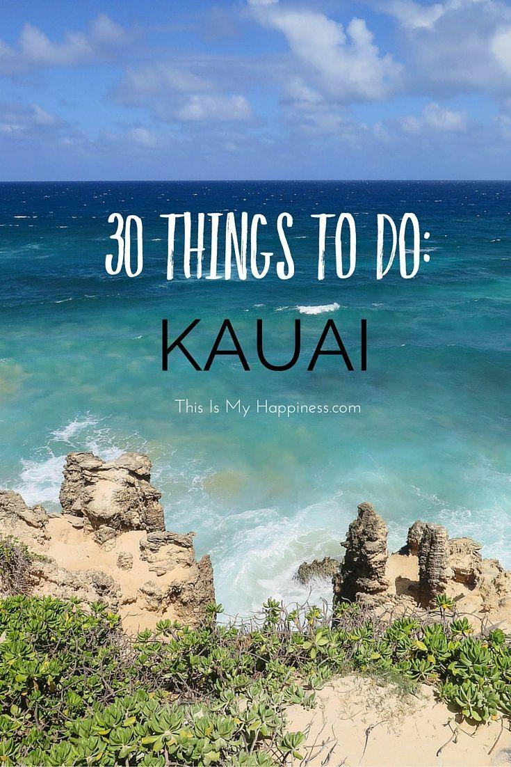 What to do in Kauai: Where to hike, beaches to visit, where to eat, where to stay in Kauai