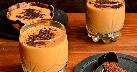 Receta delicias de café