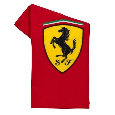 Scudetto #ferrari f1 official #fleece throw #blanket - red - 125cm x 150cm,  View more on the LINK: http://www.zeppy.io/product/gb/2/111977521776/