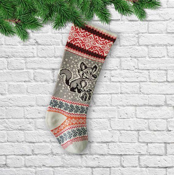83 best # Christmas Stockings # SELENMAR # ETSY SHOP images on ...