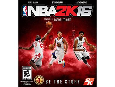 Get some net with NBA 2K16, the biggest, baddest, most realistic basketball sim ever created! NBA 2K16 will put you on the court and in the action like nothing before with unparalleled graphics, incredibly realistic gameplay, and more!