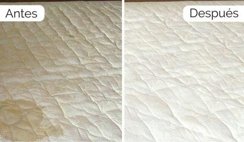 Elimina las manchas y los malos olores de tu colchón con estas soluciones…