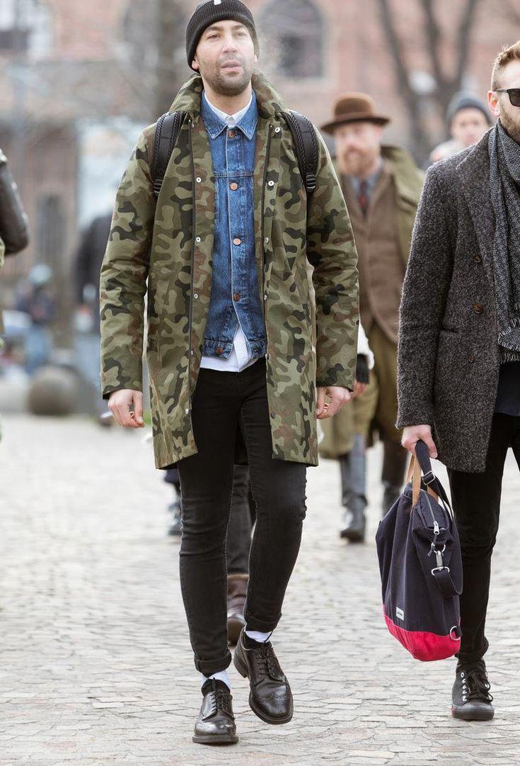 男性人気の2大柄、チェックとカモフラをお洒落に見せる、あのパンツとは? | メンズファッション | LEON.JP