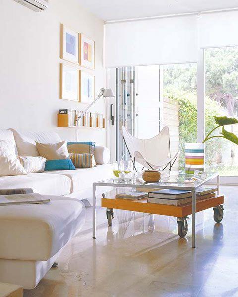 M s de 1000 ideas sobre decoraci n de apartamentos de - Decoracion casas de playa ...