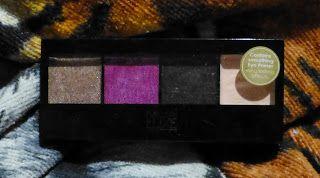 """MUA Cosmetics Luxe Metallics in """"Mysterial"""""""