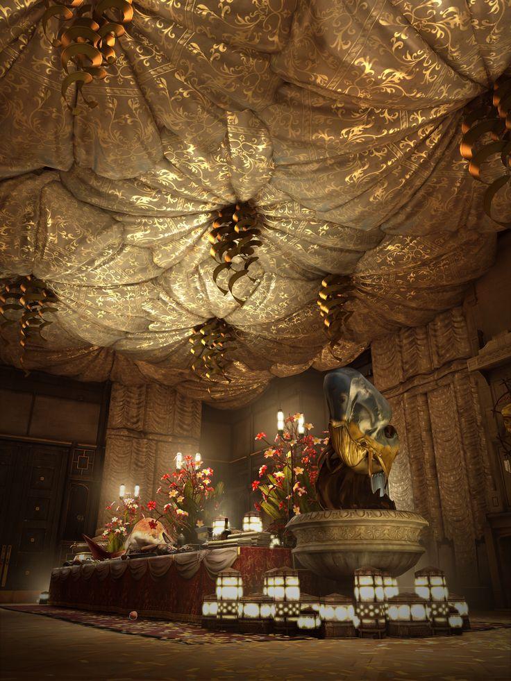 "Dishonored (Arkane Studios, 2012)""Platterhouse""Custom 3:4 and 2:1 aspect ratios @ ~6K, Sunbeam's Cheat Engine table, noclip, timestop, custom FOV."