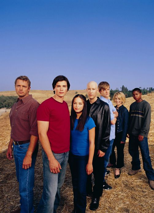 Season One of the best show ever: Smallville