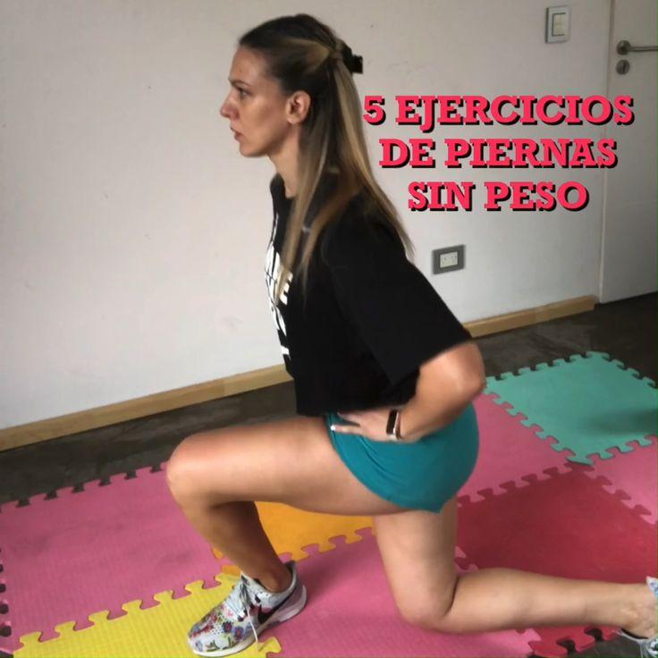 Existe formas de poner tus piernas divinas, sin necesidad de saltos ni pesas: te muestro algunas Channel, Gym, Videos, Fitness, Exercise Workouts, Leg Toning, Weights, Shapes, Excercise