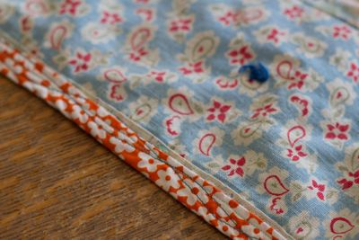 Quick Fixes for Old Quilts ~ How to Salvage/Rehab Your Quilting Finds « Sew,Mama,Sew! Blog