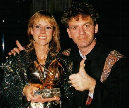 Dorothée et Jacky aux victoires de la musique 85