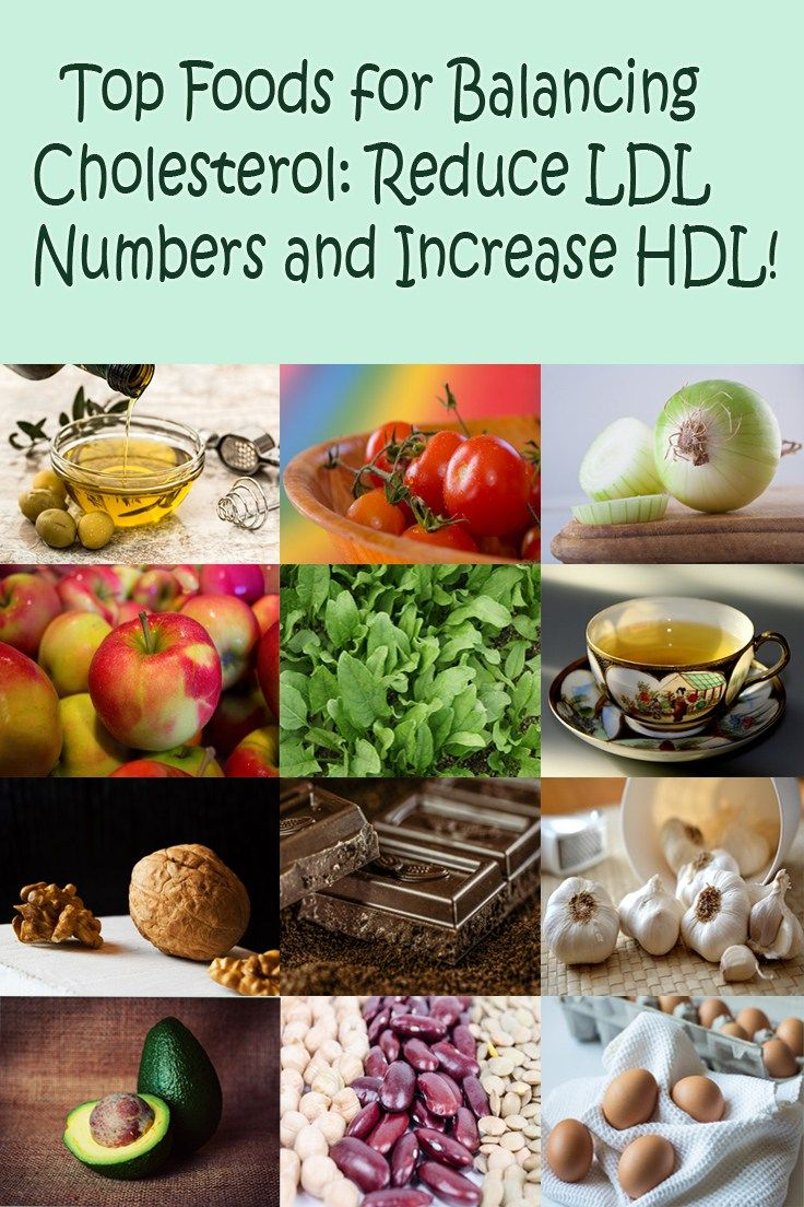 Cholesterol balancing foodsthe best foods for lowering