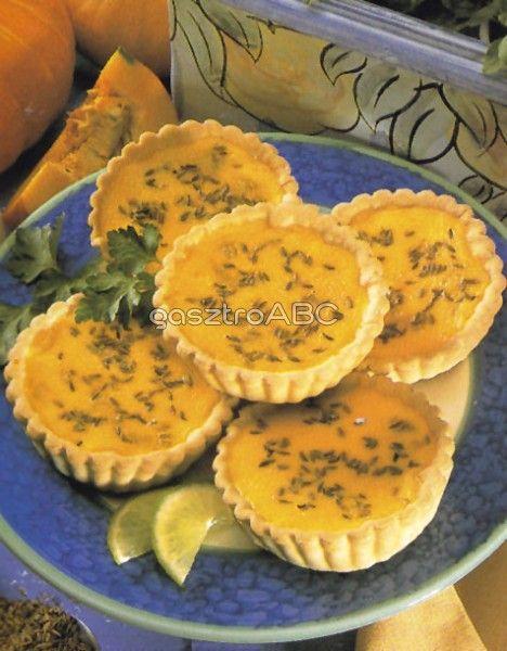 Currys sütőtöklepény | Receptek