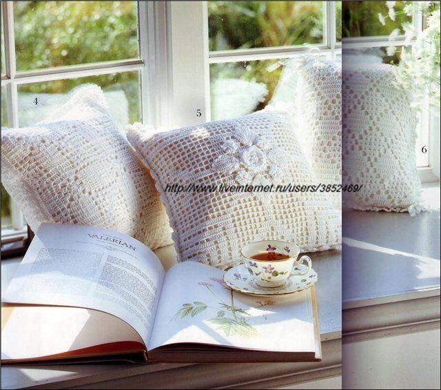 Три белые подушки. Обсуждение на LiveInternet - Российский Сервис Онлайн-Дневников