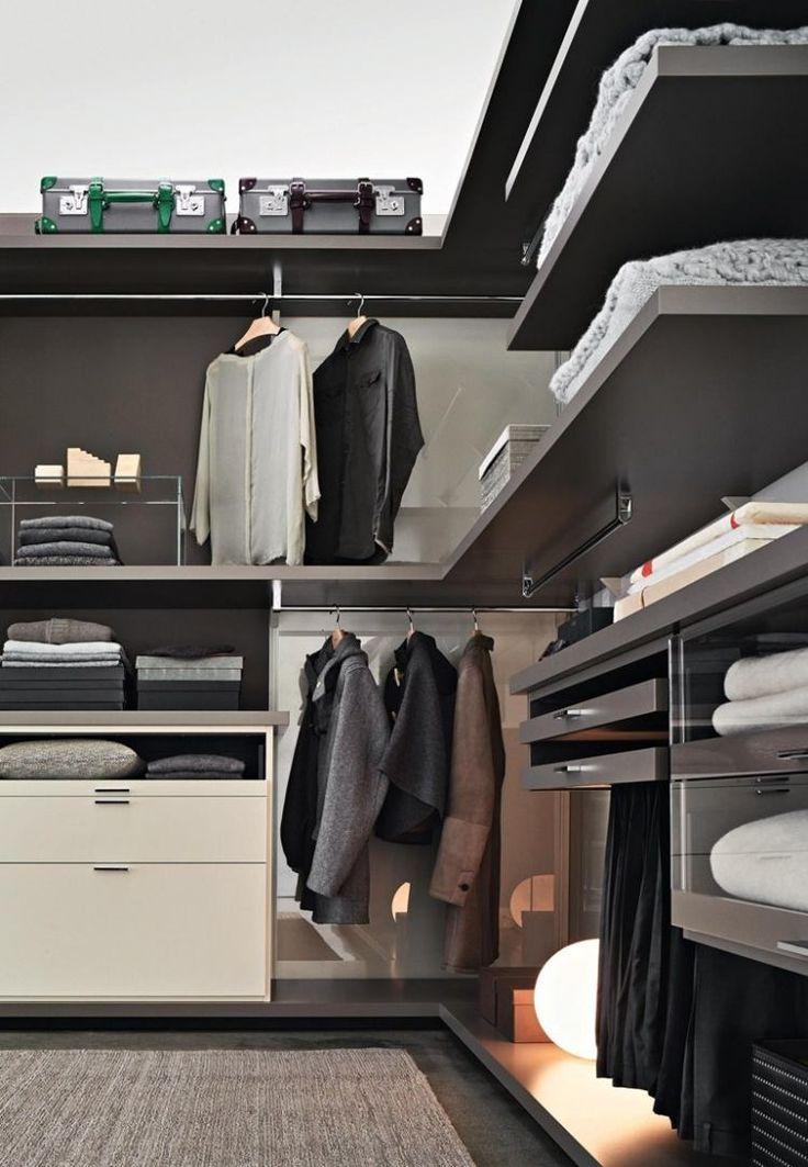 25+ best ideas about luxus kleiderschrank on pinterest ... - Begehbarer Kleiderschrank Nutzlicher Zusatz Zuhause