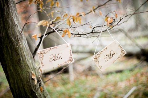 #Mr. & #Mrs. tábla, Kitty91, meska.hu #wedding #photo #decor
