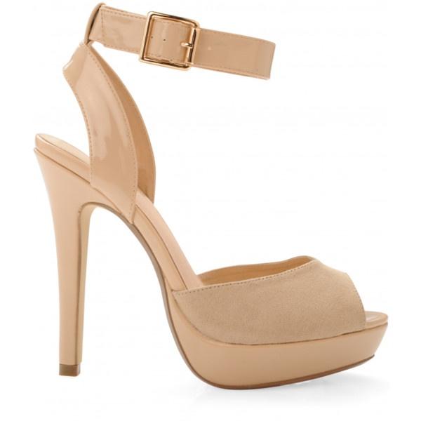 Bianco Footwear Webshop - Køb sko, støvler, sandaler, wedges og... ($70) ❤ liked on Polyvore