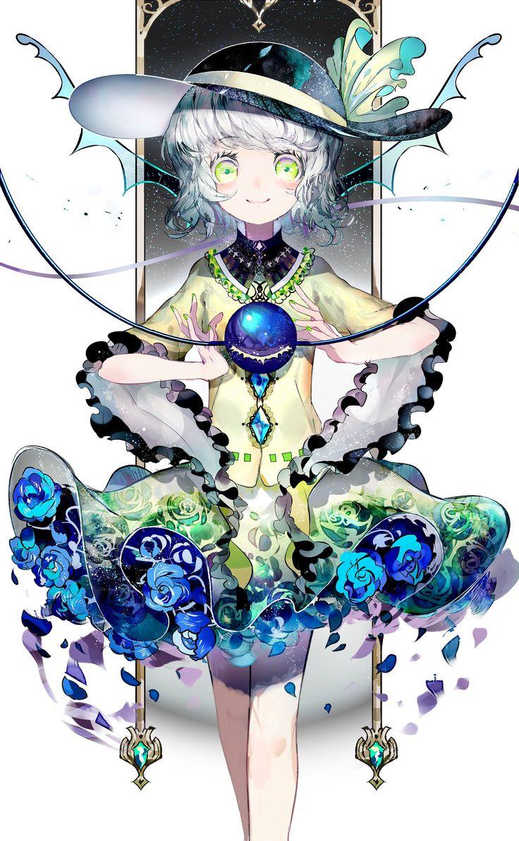 Haruka fille des rêves et des étoiles. Le nuit elle rallume le ciel avec les étoiles et berce les enfants de doux rêve. Au petit matin elle etind les étoiles allumer la veille et réveil les enfants pour qu'ils puissent réaliser leurs rêves
