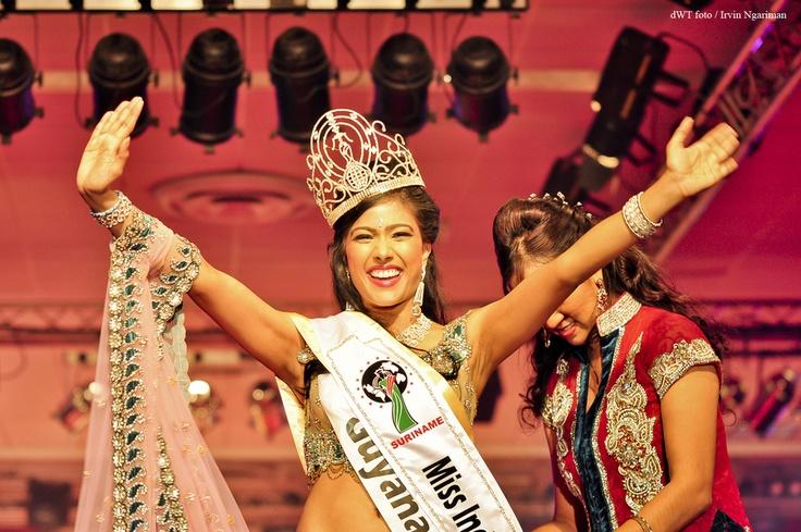 Miss India Worldwide 2012 - Alana Seebarran