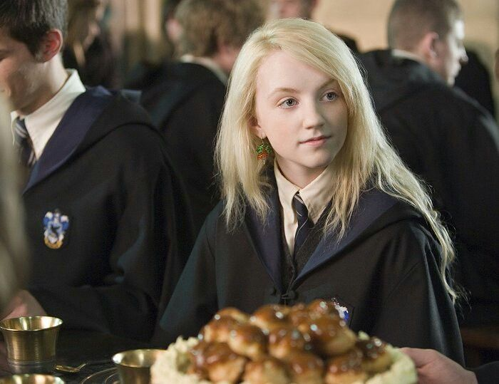 Harry Potter | Luna Lovegood | Loena Leeflang