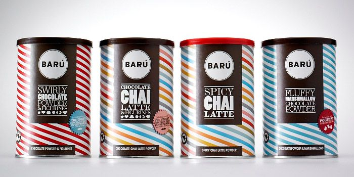 funky chai packaging