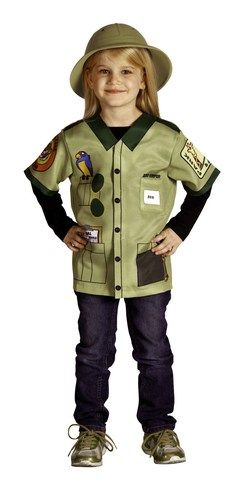 Nice Costumes My 1st Career Gear Zookeeper Costume just added...