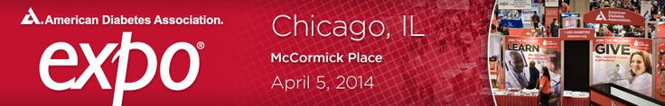 The Chicago EXPO 2014 will be held Saturday, April 5, 2014 at McCormick Place.