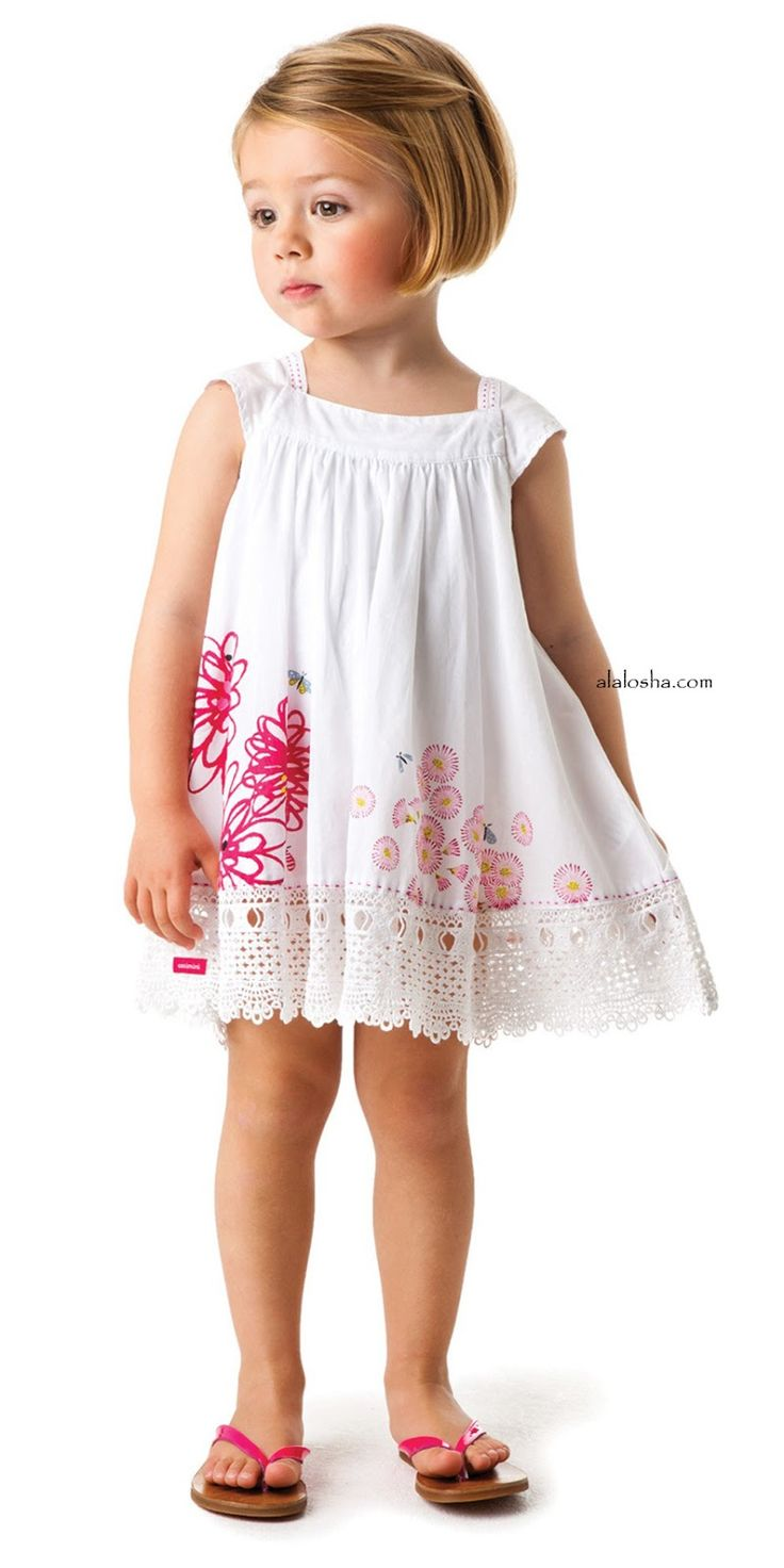 Vibrant colors and prints come to life in the beautiful CATIMINI SS'15 toddler collection