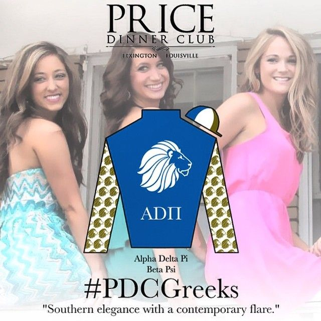 Can't wait for this school year with our newest sorority, Alpha Delta Pi - University of Kentucky!  #recruitment #rush #adpi #ukadpi #sorority #weareuk #bbn #uk #pdc #pdcproud #pdcgreeks