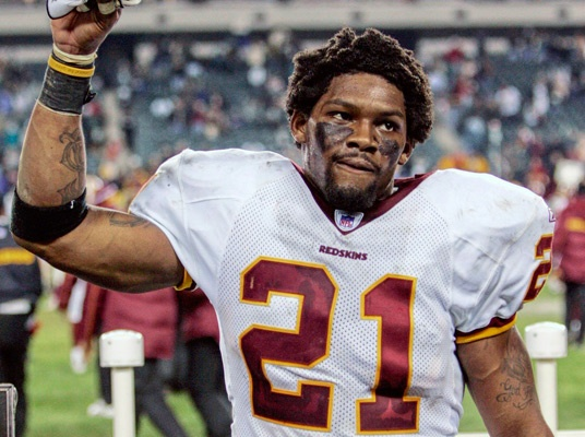 Redskins #21 Sean Taylor RIP
