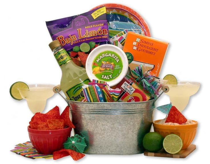 It's a Party! Margarita Gift Basket *** Details can be found by clicking on the image.
