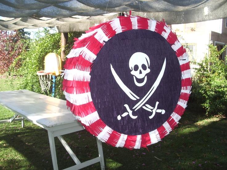 Pirate Pinata Pi 241 Atas Pinterest Pirates