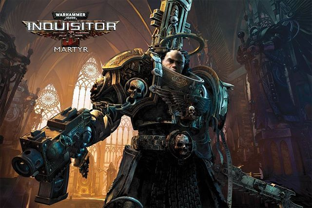 Reposting @nerdhour3: I'd love to hear your thoughts! Warhammer 40,000 Inquisitor – Martyr http://crwd.fr/2xQIarA  #nerdhour #games #gamersunite #gamer #gaming #gaminglife #news #pcgaming #gameplay #update #videogames #gamingislife #gamingpc #game #youtube #showlove #video #support #gamesnight #warhammer #pc #2017 #gamingnews #gamingchannel #youtuber #review #walkthrough
