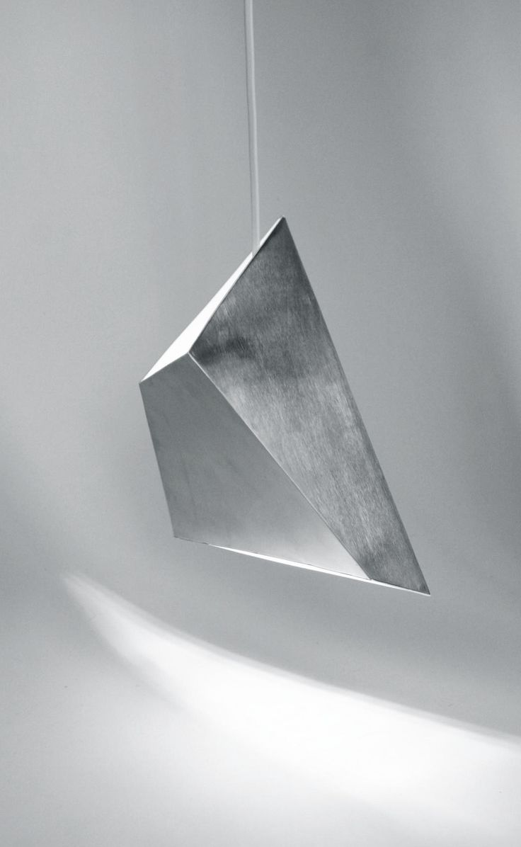 Björn Andersson   Cutting Corners suspension/table lamp