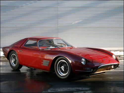 Lamborghini Monza 400 GT (1966)