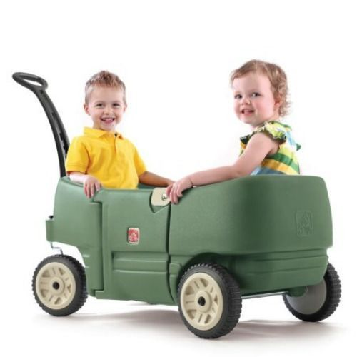 Childs Kids Childs Toddler Pull Wagon Step2 Wagon for Two