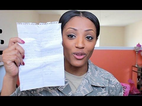 Time to get packing! An Airman shares her packing tips for Air Force BMT based on her experience in this video.