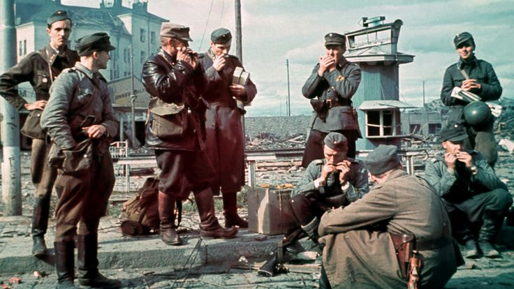 Re-capture of #Vyborg, 1941, colour phhotos and videos | Elävä arkisto | yle.fi