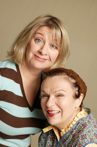 Victoria Wood and Julie Walters- Victoria Wood as seen on TV: Dinner Ladies & Acorn Antiques Two soups sketch was hilarious 😂
