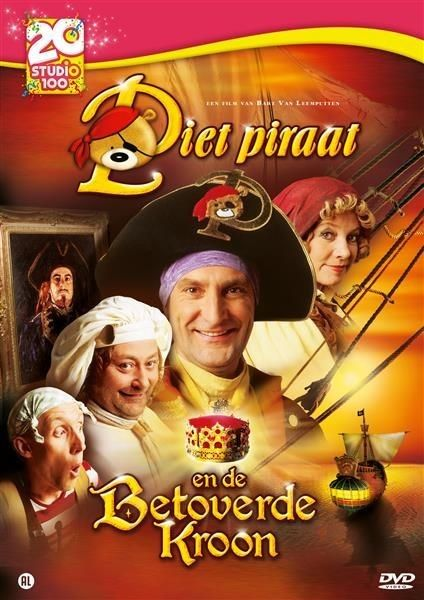 Honderd jaar geleden was er een slechte piraat, Kapitein Snorrebaard, die al rovend en plunderend met zijn schip de zeven zeeÌÇn bevoer. Op een dag hoorde hij over de Magische Kroon van Koning Hedior, waarover hofmagiÌÇr een vloek had uitgesproken. De sterveling die deze kroon op zÛªn hoofd zette, zou voor altijd in een schilderij veranderenÛ_ Slechts een keer in de honderd jaar zou hij voor drie dagen ontwaken en zich realiseren dat hij voor eeuwig in het schilderij gevangen zit…