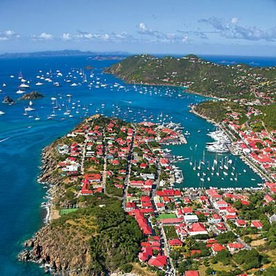 St. Barts, Gustavia- Hot Spot with Heritage. Coastalliving.com