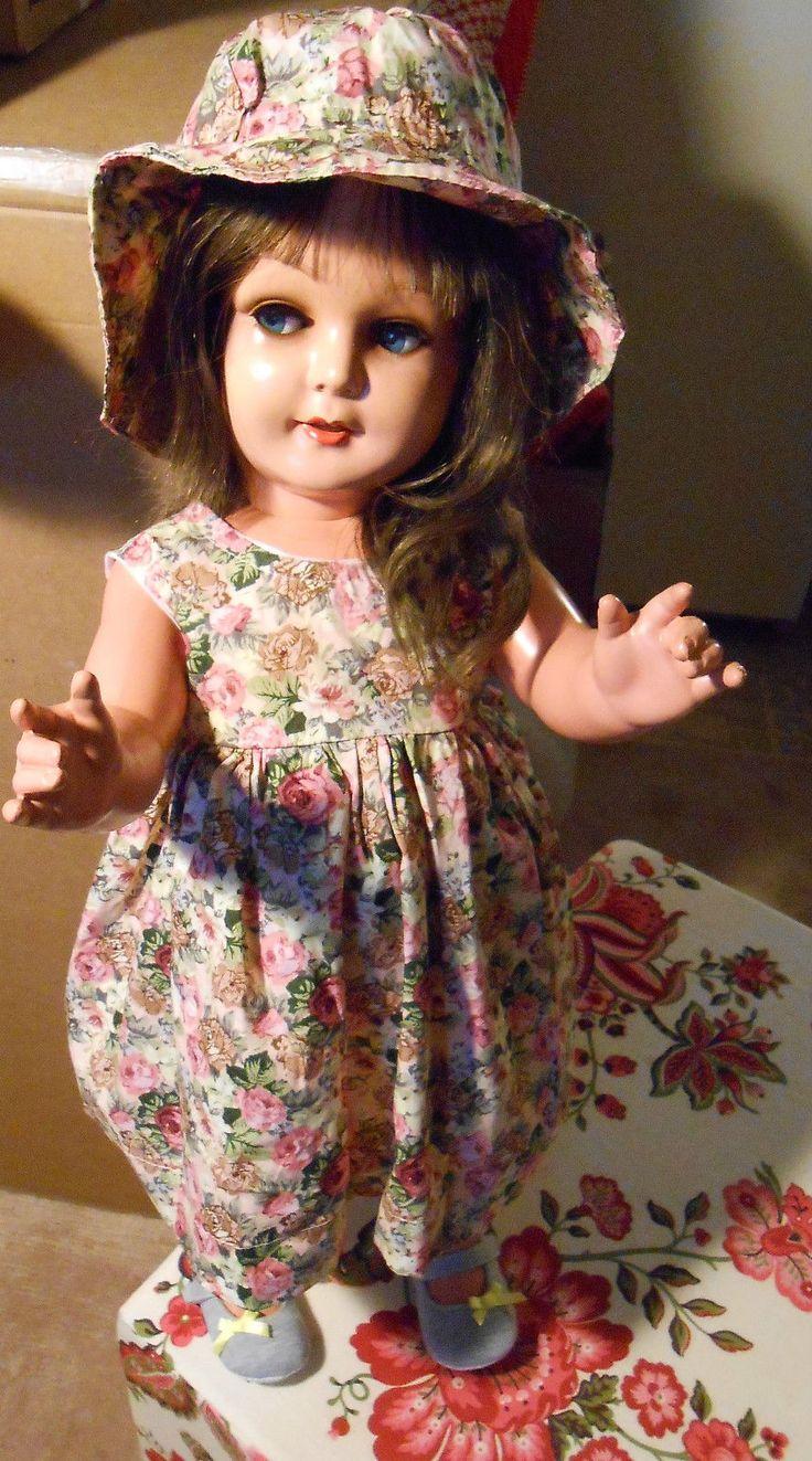 König & Wernicke Puppe 70 cm , K&W Puppe   eBay