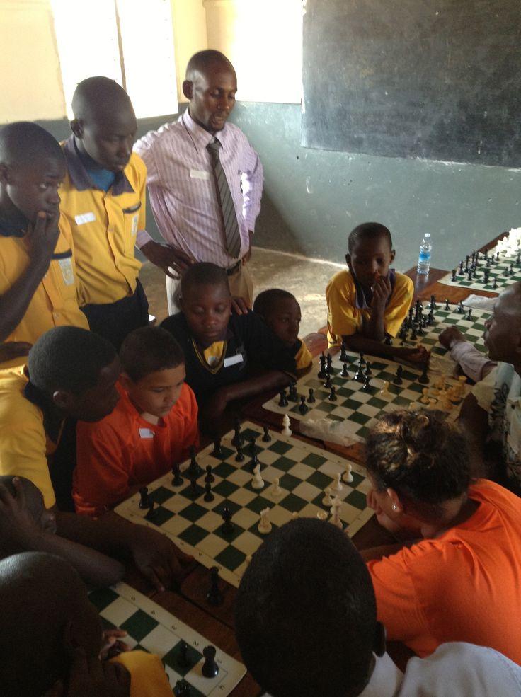 Timmy amp judy rd 2 at st lawrence primary school migyera uganda
