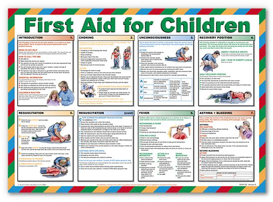 simple instruction first aid