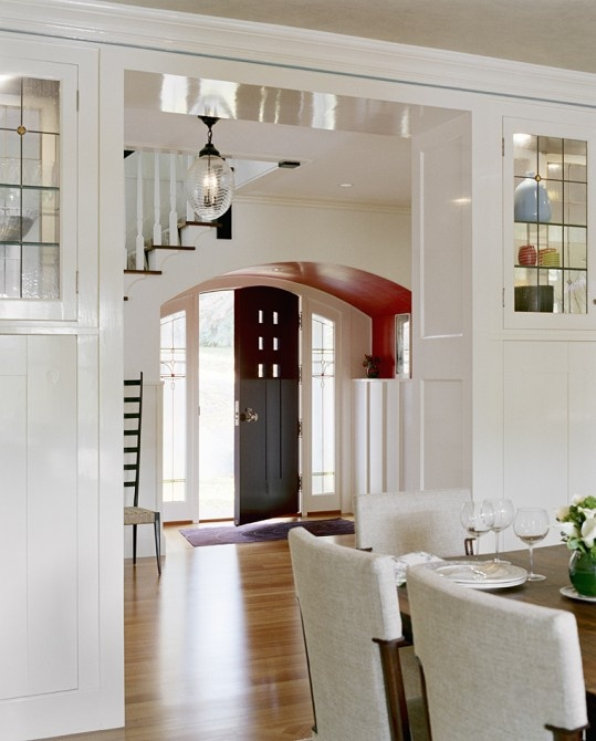 Rooms Behind Craftsman Style